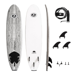 Cal Bear Series 7' Soft Surfboard