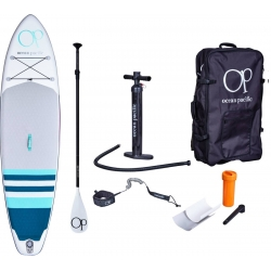 Ocean Pacific Malibu All Round 10'6 Inflatable Paddle Board