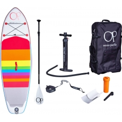 Ocean Pacific Venice All Round 8'6 Inflatable Paddle Board