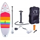 Ocean Pacific Sunset All Round 9'6 Inflatable Paddle Board